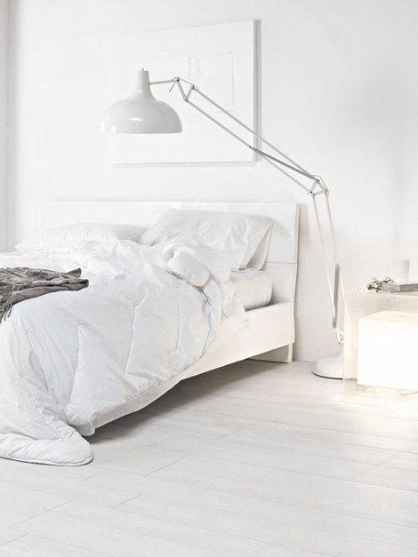 Verbazingwekkend White floors - Witte vloer - &SUUS NO-86