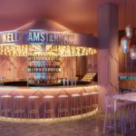 'Pink is not a color, it's an attitude' - Opening restaurant MaMa Kelly Amsterdam