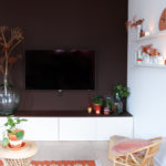Nieuwe kleur op de muur: Lush Lilac