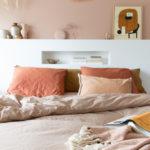 Slaapkamer make-over met duurzaam beddengoed SUITE702