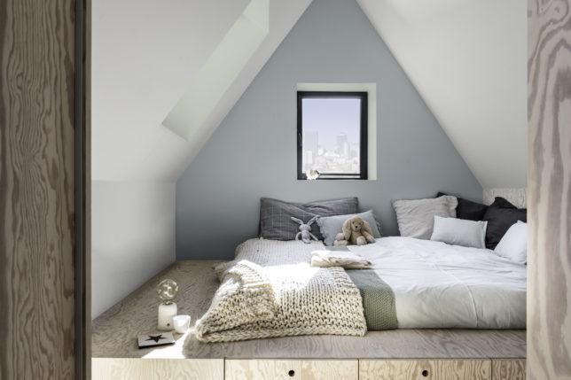 &SUUS Flexa kleurenpalet bi kleur van het jaar 2020 Tranquil Dawn