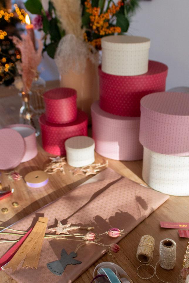 Kerstcadeautjes inpakken met Søstrene Gene enSuus