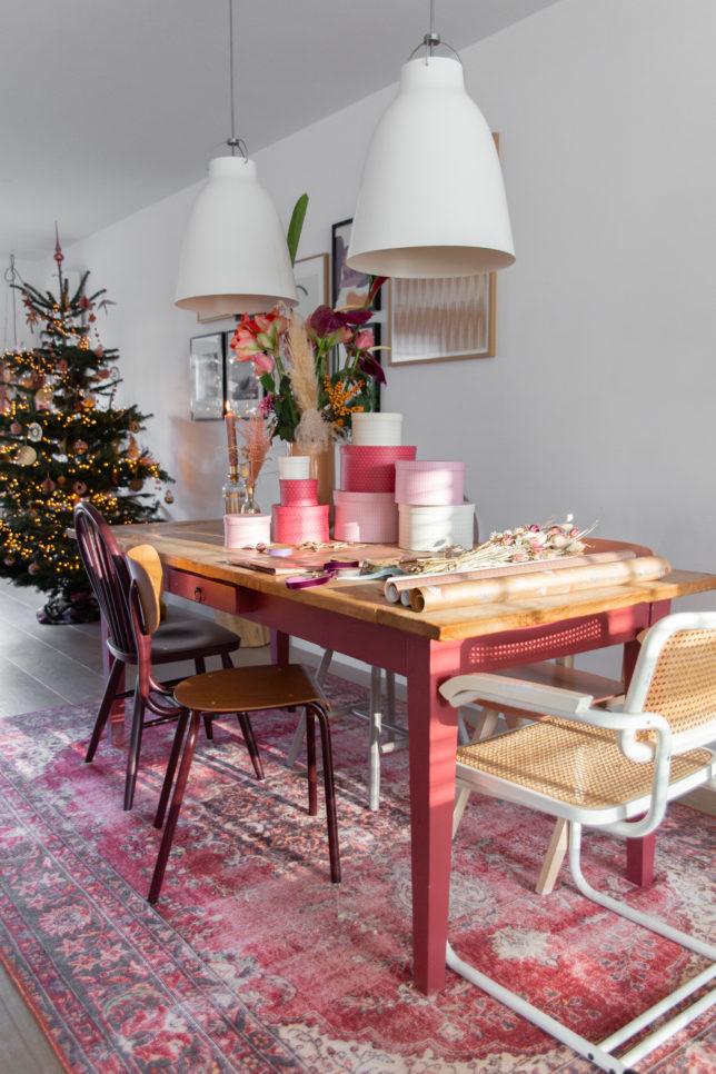 Kerstcadeautjes inpakken met Søstrene Grene enSuus