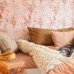 Behang Evie's kamer - Meisjes kamer behang