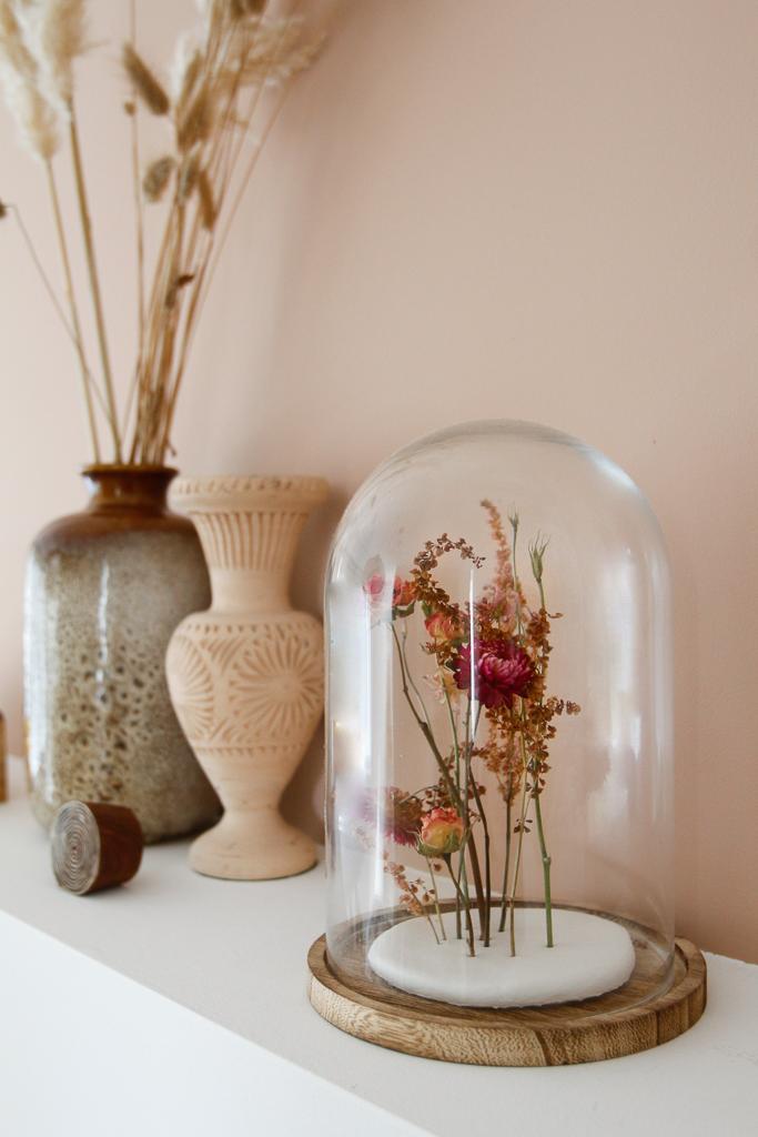 &SUUS | Hoofdbord en roze in de slaapkamer _ensuus