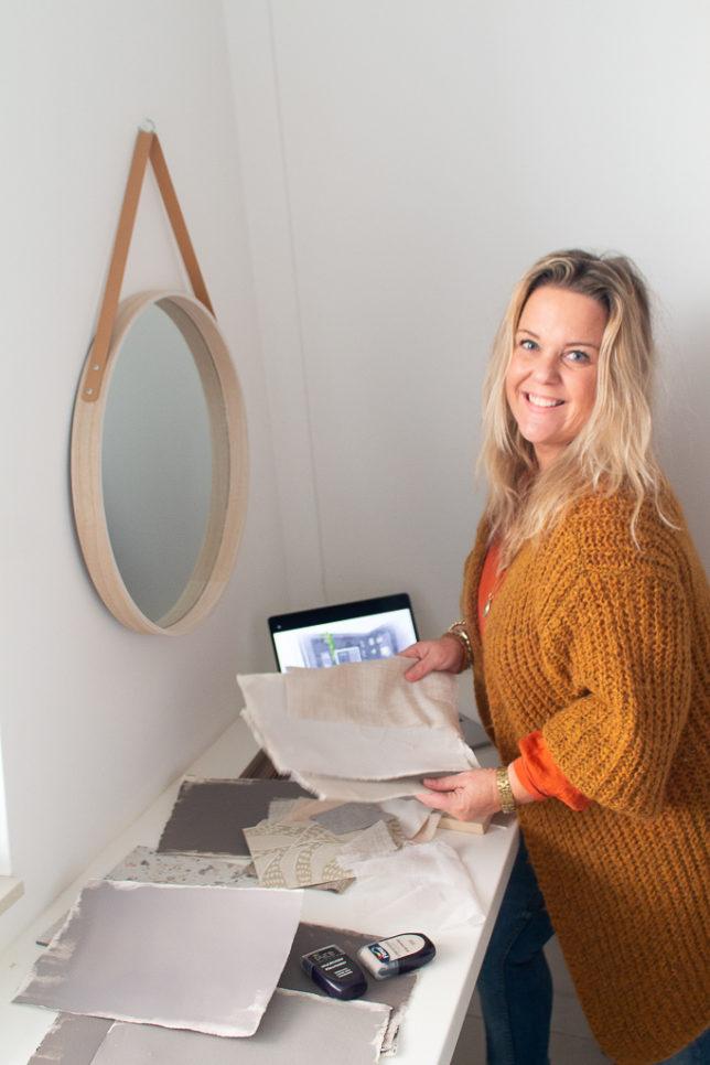 ensuus Suzanne de Jong interieurstylist : kleur in je interieur kleurinspiratie
