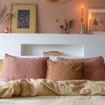 Voordelen linnen beddengoed - sfeervolle slaapkamer styling met SUITE702 &SUUS