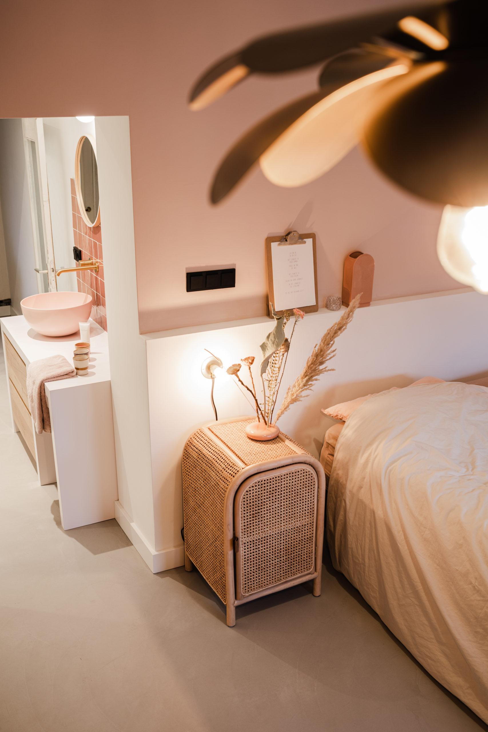 &SUUS Interieuradvies B&B Bed en Wijn Baarlo EnSuus ontwerp