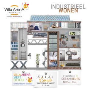 Cover Villa Arena herfst 2016